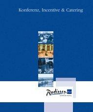 Konferenz, Incentive & Catering Broschüre (PDF) - Radisson Blu ...