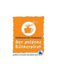 Goldene Bücherpirat 2011