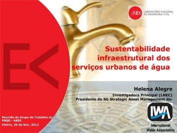 O que é a GPI? - Prêmio Nacional da Qualidade em Saneamento