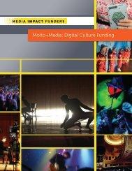 Molto+Media: Digital Culture Funding