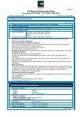 EU Material Safety Data Sheet - Technolasa - Page 3