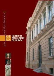 Guía para el profesorado del Museo de Bellas Artes de Murcia