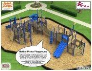 Mathis Pirate Playground
