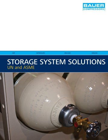 Storage Systems Brochure.pdf - BAUER Compressors