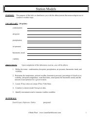Astronomy Answer Key - Learn Earth Science