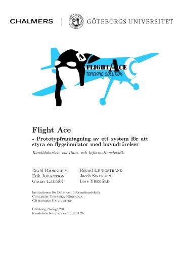 Flight Ace - Chalmers tekniska högskola