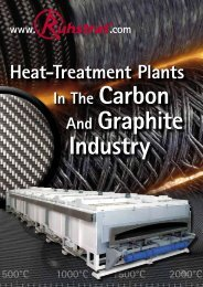 Heat-Treatment Plants Heat-Treatment Plants - Ruhstrat GmbH