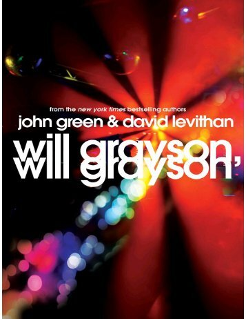 john-green-david-levithan-will-grayson-will-grayson