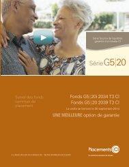 Fonds G5 20 2038 T3 CI - CI Investments