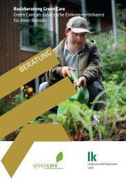 LK Beratung Basisberatung Green Care - Landwirtschaftskammer ...