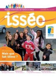 Isséo N°3 - Juin 2010 - Silène