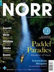 Schwedens Niagara Ausritt Gear Wildlife Guide Essen ... - NORR