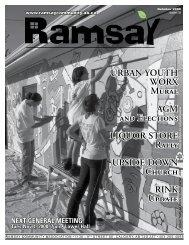 October 2008 - Ramsay Community Association