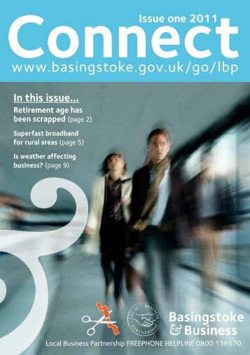 In this issue... - Basingstoke and Deane Borough Council
