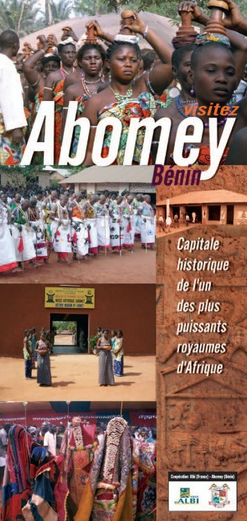 Abomey - Albi