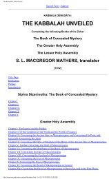 MacGregor Mathers S Liddel - The Greater Key of Solomon 1 pdf
