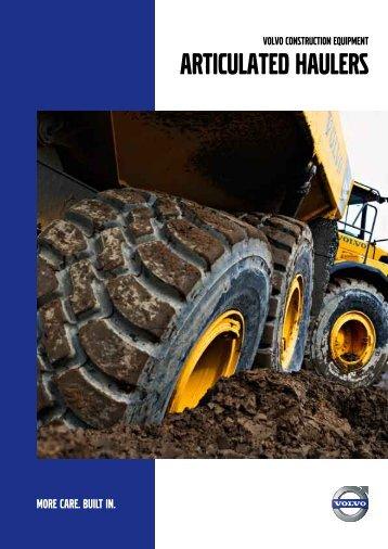 A25E-A40E - Volvo Construction Equipment