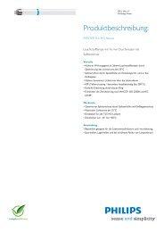Product Familiy Leaflet: MASTER TL5 HO Secura