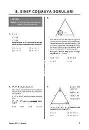 8 Sinif_Cosmaya_Matematik.qxd - coskuntv.com