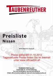 Preisliste - offroad24.com