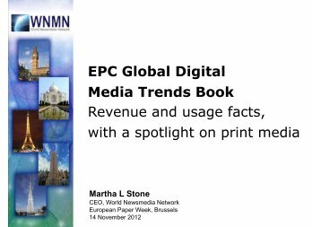 EPC Global Digital Media Trends Book - cepi