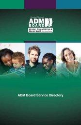 ADM Directory 2013.pdf - Admboard.org