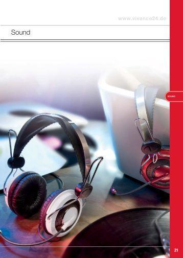 Sound - Vivanco