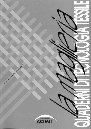 """Page 1 Page 2 Collane Fondazione ACIMIT """"STRATEGlE Dl ..."""