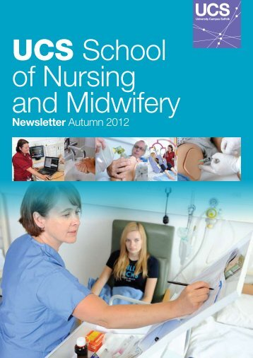 UCS School of Nursing and Midwifery - University Campus Suffolk