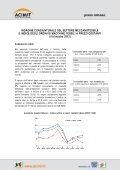 secondo trimestre senza slancio per gli ordini del settore - Acimit - Page 2