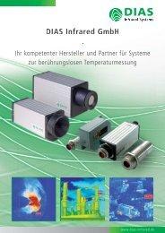 Firmenprospekt DIAS Infrared GmbH