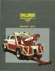 Challenger - Transformer II Underlift
