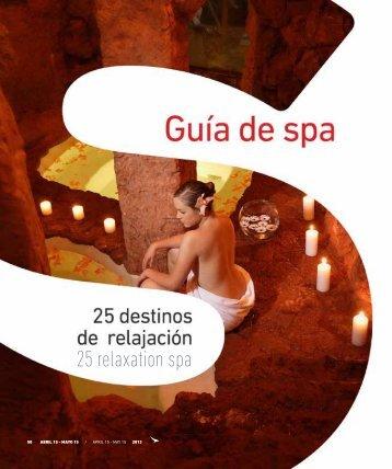 Guía de spa - Abordo.com.ec