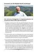 Festschrift Köhlertreffen 2013 - Europäisches Köhlertreffen 2013 in ... - Seite 6