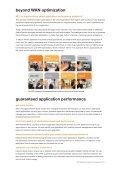 Network Boost by - Ipanema Technologies - Page 2