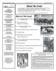 August/Sept 2011 - The Valley Equestrian Newspaper - Page 4