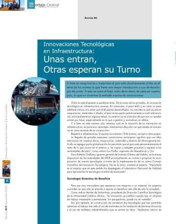 REPORTAJE CENTRAL.P65 - Biblioteca