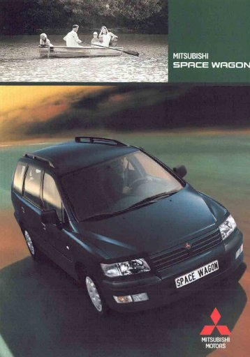 Space Wagon - Mitsubishi