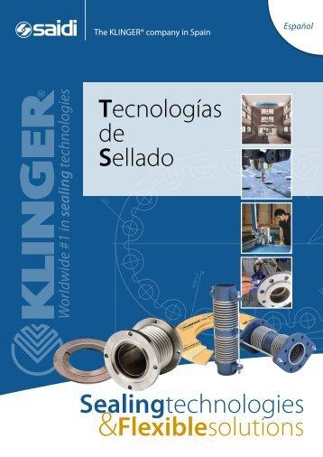 Catálogo Juntas y Tecnologías de Sellado - SAIDI