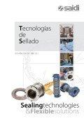 Catálogo Juntas y Tecnologías de Sellado - SAIDI - Page 3