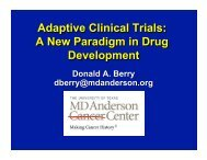 Adaptive Clinical Trials: A New Paradigm in Drug Development