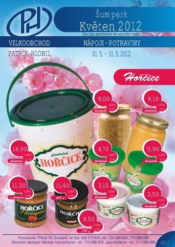 Katalog Šumperk květen 1-4 2012.cdr - Patrik Hlobil