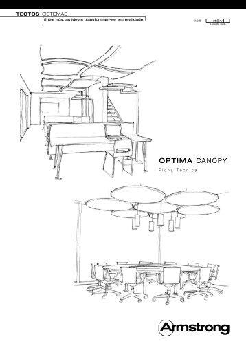 Ficha técnica Optima Canopy - Armstrong
