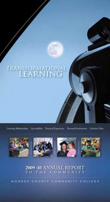 learning - Monroe County Community College