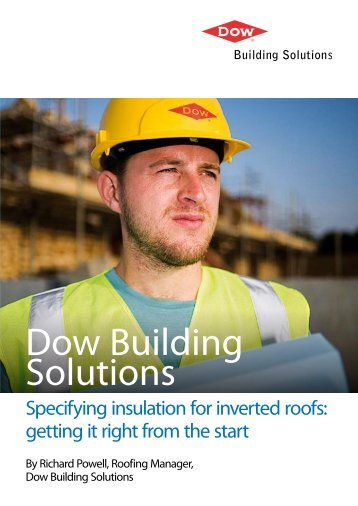 Specifying roof insulation - Dow Building Solutions - The Dow ...