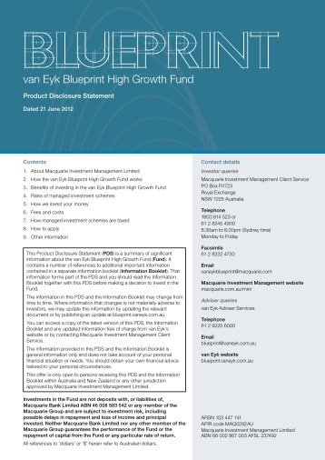 4 fees page entry or exit van eyk blueprint high growth fund ioof portfolio online login malvernweather Image collections