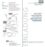OFFIS ManagementForum.qxd (Page 1) - Universität Oldenburg