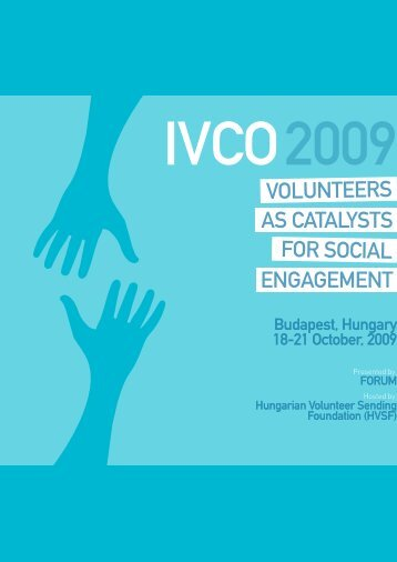 VOlunteers As CAtAlysts FOr sOCIAl enGAGeMent - Unité