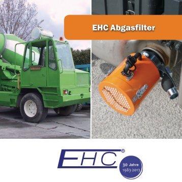 EHC Abgasfilter - EHC Teknik ab