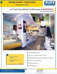Frozen Yogurt-Coffee Shop (Bon Bons).indd - Block and Company
